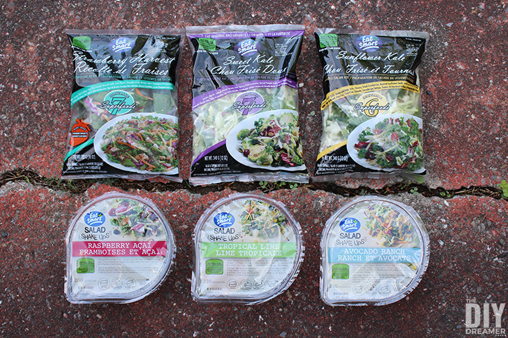 Easy Clean Eating with Healthy and Delicious Salads from Eat Smart