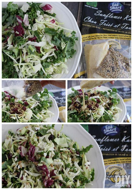 Eat Smart Gourmet Salad Kit