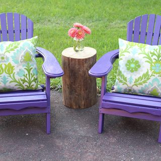 Adirondack Chairs for Kids – Colorful Outdoor Furniture