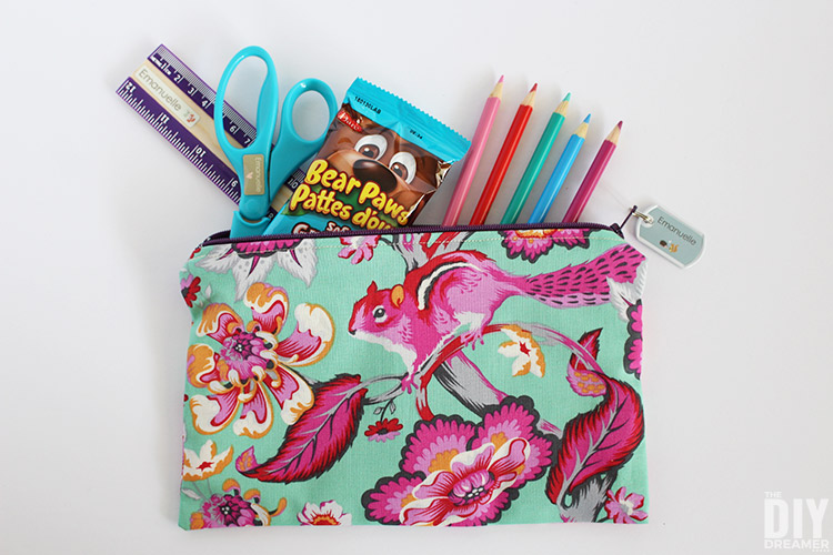 How to make pencil box at home step by