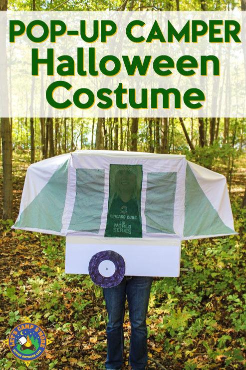 Pop-Up Camper Halloween Costume
