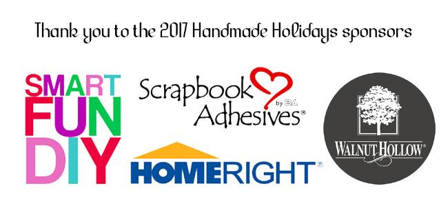 Handmade Holidays Sponsors