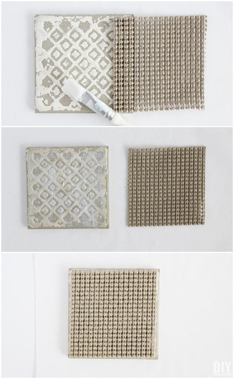 How to apply non-slip shelf liner