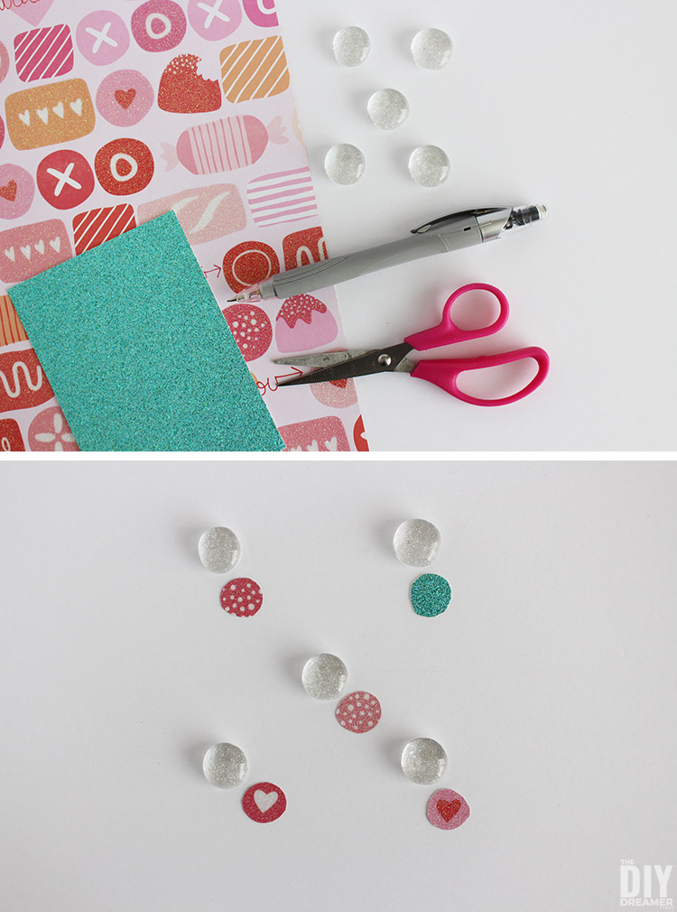 How to decorate glass beads