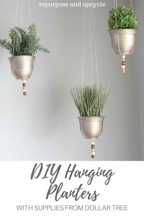 DIY Hanging Planter Project