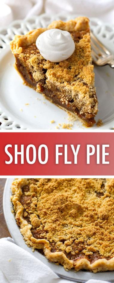 Shoo Fly Pie