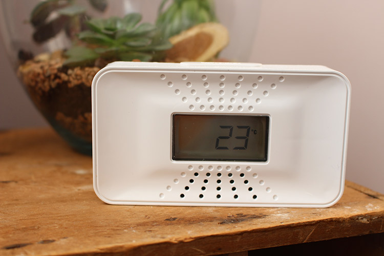 First Alert 10-year Battery Carbon Monoxide Alarm with Digital Display