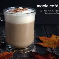 Maple Cafe au Lait