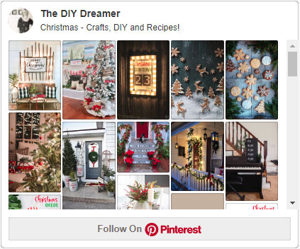 Christmas Crafts, DIY and Recipes - Pinterest Board