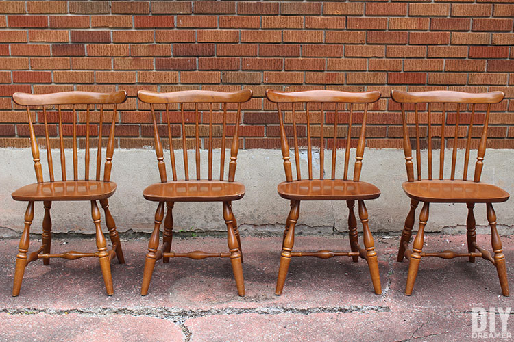 Vilas Chairs made of maple
