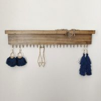 Anthropologie-inspired Jewelry Organizer