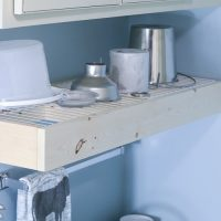 How to Make a Wall Mounted Dish Drying Rack