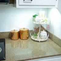 5 Minute DIY Under Cabinet Lighting