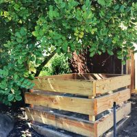 How to Make a DIY Compost Bin from Scrap Wood