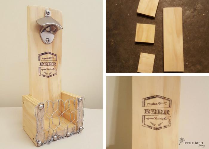 Wall Mounted Bottle Opener | Bitterroot DIY